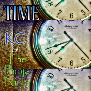 TIME (EP) – KC & The Binja Ninja